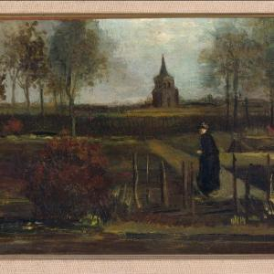 【ゴッホ】ゴッホの初期作品が盗まれた!~Vincent van Gogh painting stolen from Singer Laren Museum in the Netherlands