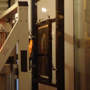 【フェルメール】新発見!フェルメール《真珠の耳飾りの少女》には、まつげがあった!~Closer to Vermeer and the Girl @ Mauritshuis Museum in Den Haag