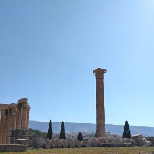 古代のロマンを感じる、アテネの遺跡【ギリシャ2019 #5】