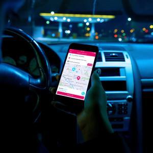 配車アプリ全盛期か?