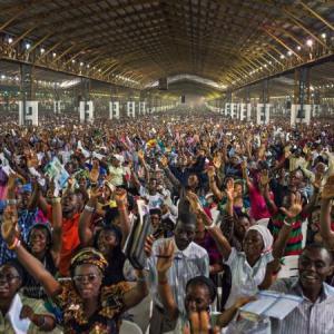 アフリカが世界経済の牽引役に?