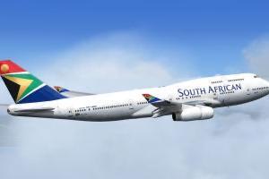 南アフリカ航空が破産の危機
