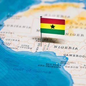 ガーナもデジタル通貨の発行に向かうようです。