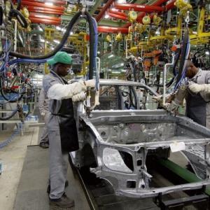 トヨタ、新型コロナの影響が南アフリカでも