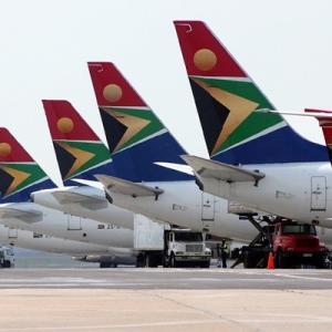 政府もお手上げ状態の南アフリカ航空