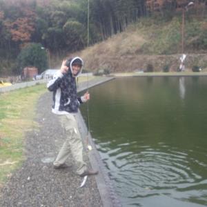 ベリーパーク in Fish On! 王禅寺 – 神奈川県川崎市