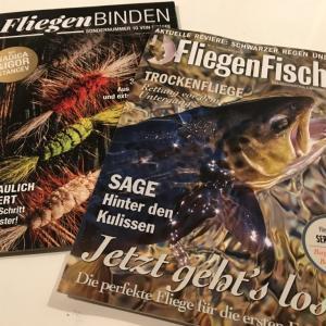 2月の「釣果」はフリーゲンフィッシェン