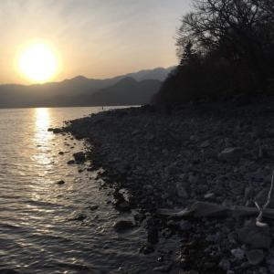 中禅寺湖4−5月の入禅