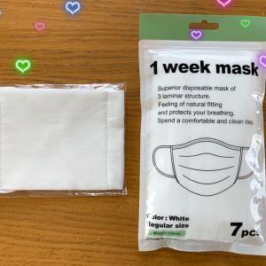 マスク不足。