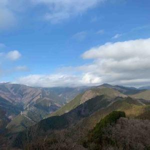 *:.高水三山【2】2020.01.:*