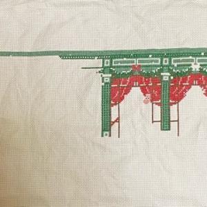 【ホビーラホビーレ】クリスマスショップ⑤左端に到達。