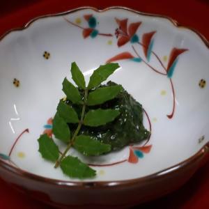 「木の芽味噌」・・を作りました!!