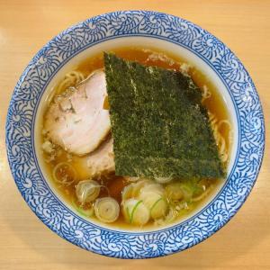 【東京】多賀野 中華そば(+多賀野丼) shopmenfile0168(169杯目:158店舗)
