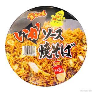 【家庭用麺コレクション】徳島製粉 金ちゃん いかソース焼そば collectionfile054