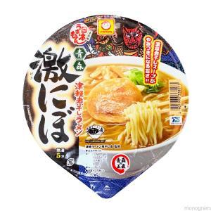 【家庭用麺コレクション】東洋水産 日本うまいもん 青森津軽煮干しラーメン 激にぼ collectionfile056