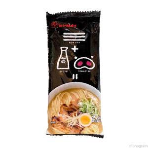 【家庭用麺コレクション】マルタイ 本場博多の醤油とんこつラーメン collectionfile084
