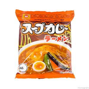 【家庭用麺コレクション】東洋水産 マルちゃん スープカレーラーメン collectionfile085