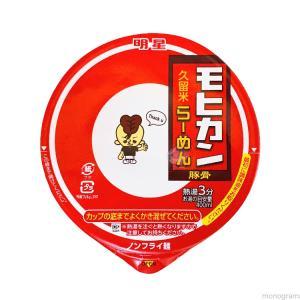 【家庭用麺コレクション】明星 モヒカンらーめん 豚骨 collectionfile0116