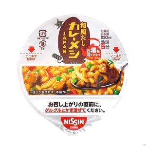 【家庭用麺コレクション】日清食品 和風だしカレーメシ JAPAN collectionfile0156