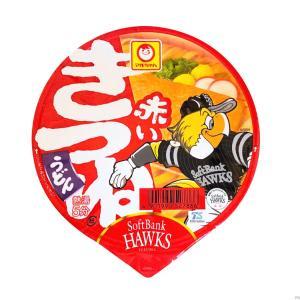 【家庭用麺コレクション】東洋水産 マルちゃん 赤いきつねうどん(ホークス応援パッケージ2020年) collectionfile0159