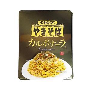 【家庭用麺コレクション】まるか食品 ペヤング カルボナーラ風やきそば collectionfile0290