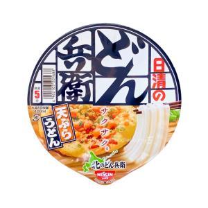 【家庭用麺コレクション】日清食品 北のどん兵衛 天ぷらうどん collectionfile0320