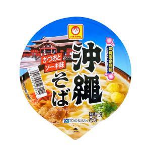【家庭用麺コレクション】東洋水産 カップ 沖縄そば collectionfile0322