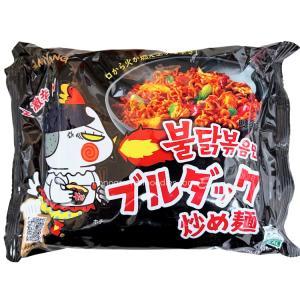 【家庭用麺コレクション】三養食品 ブルダック炒め麺 collectionfile0372