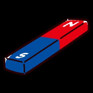 磁石のイラスト(I型)(2カット)