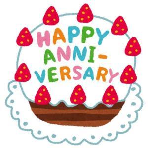 【感謝】祝2年!ブログとTwitterをはじめて2年が経ちました