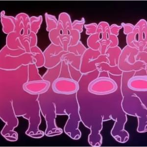 子供に見せてはダメゼッタイ!? トラウマ生成機「ピンクの象」
