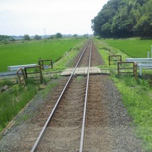 【国内旅行系】 第4種踏切道が多い。 ひたちなか海浜鉄道(茨城県)
