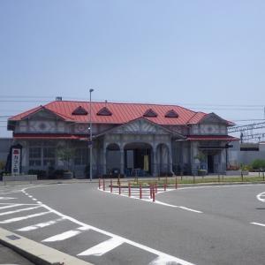 【鉄道施設系】 味のある駅シリーズ 浜寺公園駅旧駅舎(南海電鉄)