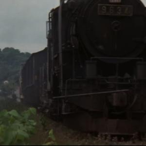 【鉄道施設系】 映画に見る鉄道風景 「新幹線大爆破」(1975年)