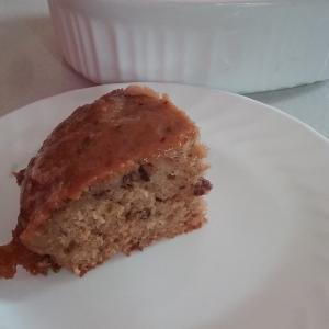 レシピ☆砂糖なしのメープルスティッキートフィープディング(デーツたっぷりケーキ)