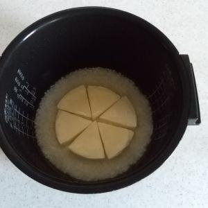 『6Pチーズ炊き込みご飯』私も作ってみた!