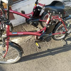 はじめての電動アシスト自転車