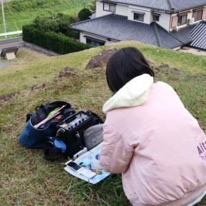 福姫日記 楽しい生中継でした!