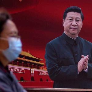 中国の崩壊!