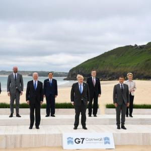 G7が閉幕