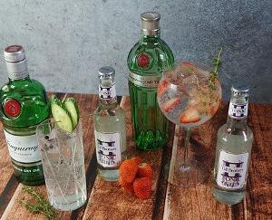タンカレーNo.10ジン・味の違いは生ボタニカルと蒸留器、飲み方は