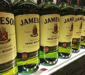 ジェムソンウイスキースタンダードの味わい評価やハイボール等の飲み方