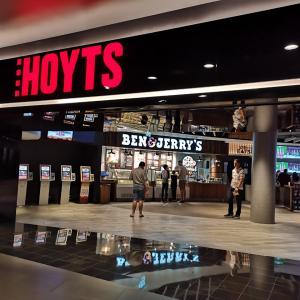 シティーで映画を見るなら断然HOYTSがいい!