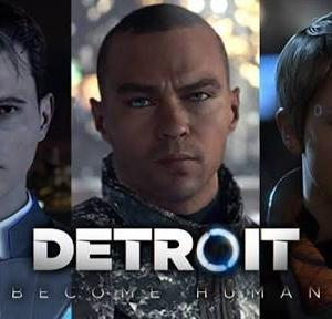 「AI崩壊」と「デトロイト」から考える映画を見るか、ゲームをするか