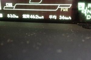 30系プリウスの実燃費を検証しました。リッター44キロ