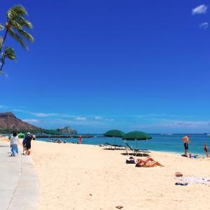 ハワイに行きたい病