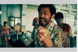 映画 無料 動画 カメラを止めるな! キャスト:濱津隆之 真魚 しゅはまはるみ 長屋和彰 細井学 竹原芳子(どんぐり) 大沢真一郎<br />