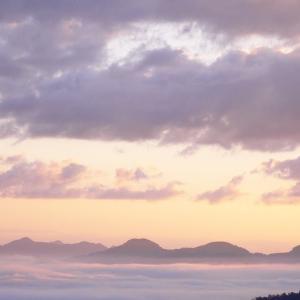 天空の城『竹田城』の雲海