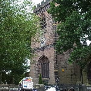 ルイス・キャロルの生誕の地、ダーズベリーにある教会は摩訶不思議な空間だった