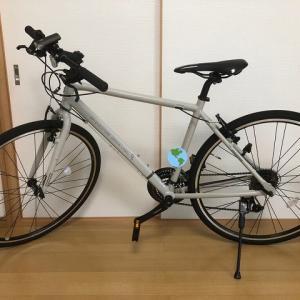 弱ペダの影響で、クロスバイク 「シルヴァ F24」を購入した話